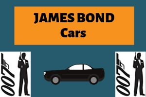 The Best Bond Cars