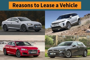 Reasons To Lease A Vehicle