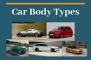 Explanations of Car Body Types