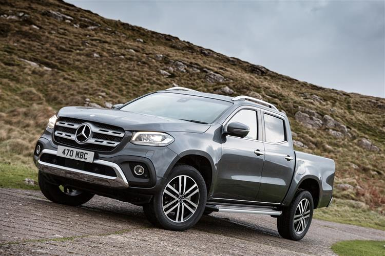 Mercedes X-Class Pick-up